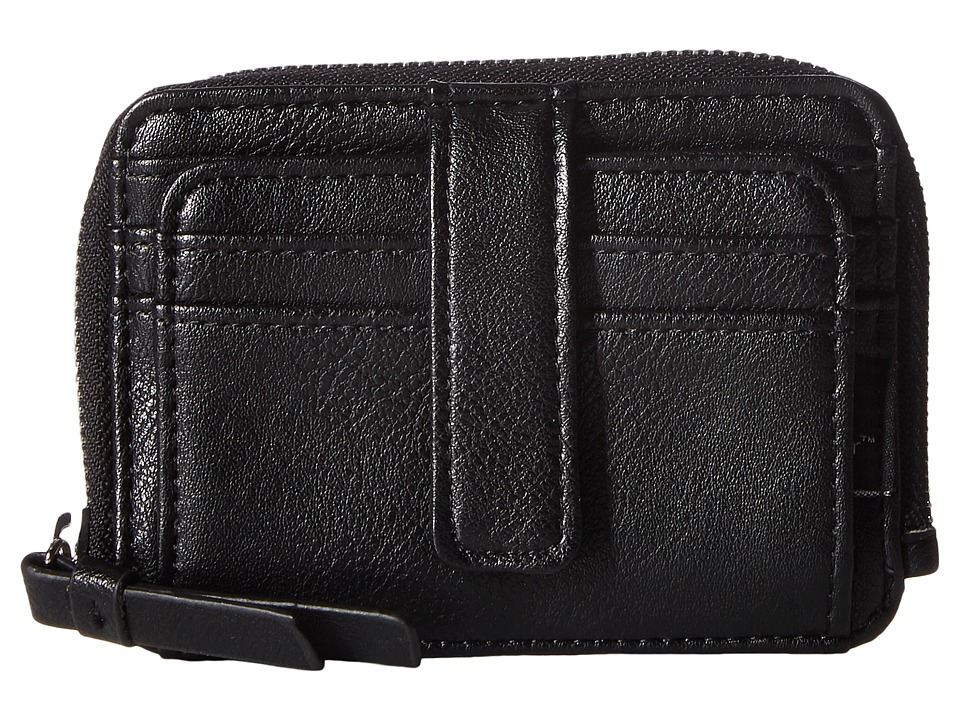 Kenneth Cole Reaction - Core Card Case w/ RFID (Black) Credit card Wallet
