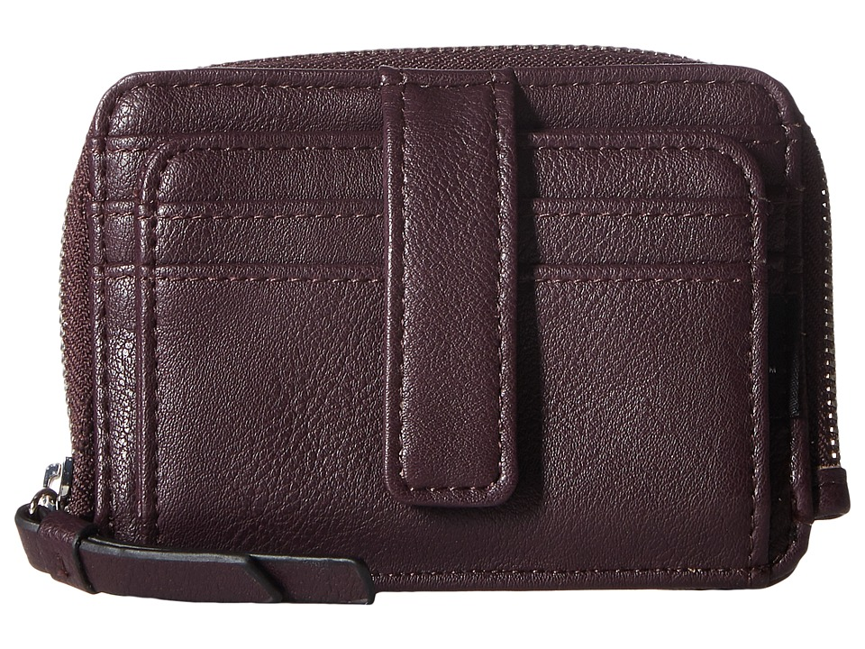 Kenneth Cole Reaction - Core Card Case w/ RFID (Blackberry) Credit card Wallet
