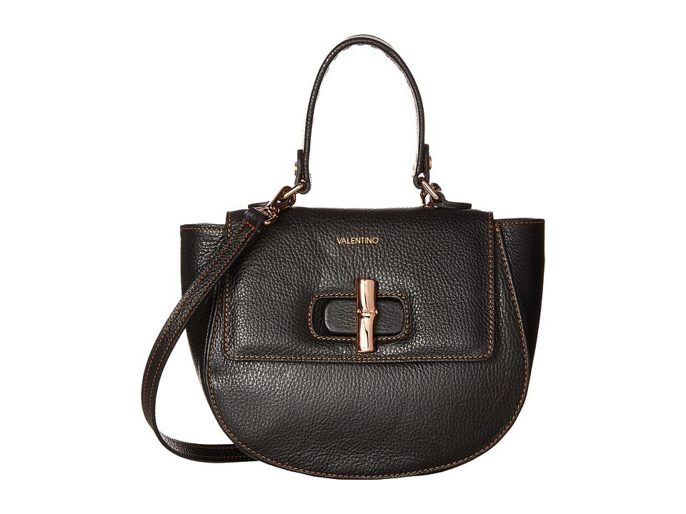 Valentino Bags by Mario Valentino - Clarissa (Black) Handbags