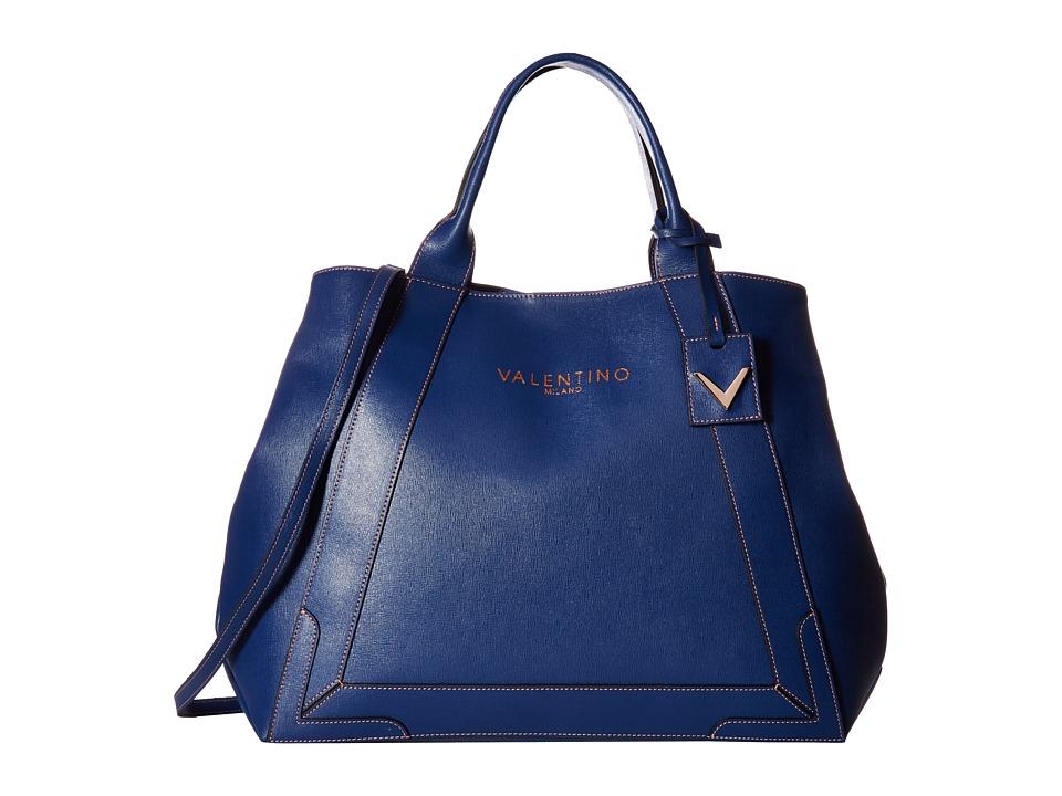 Valentino Bags by Mario Valentino - Adele (Blue) Handbags