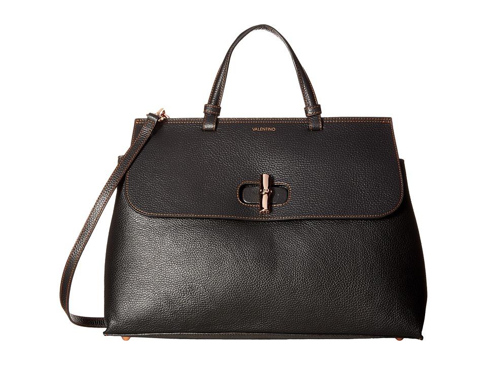 Valentino Bags by Mario Valentino - Olimpia (Black) Handbags