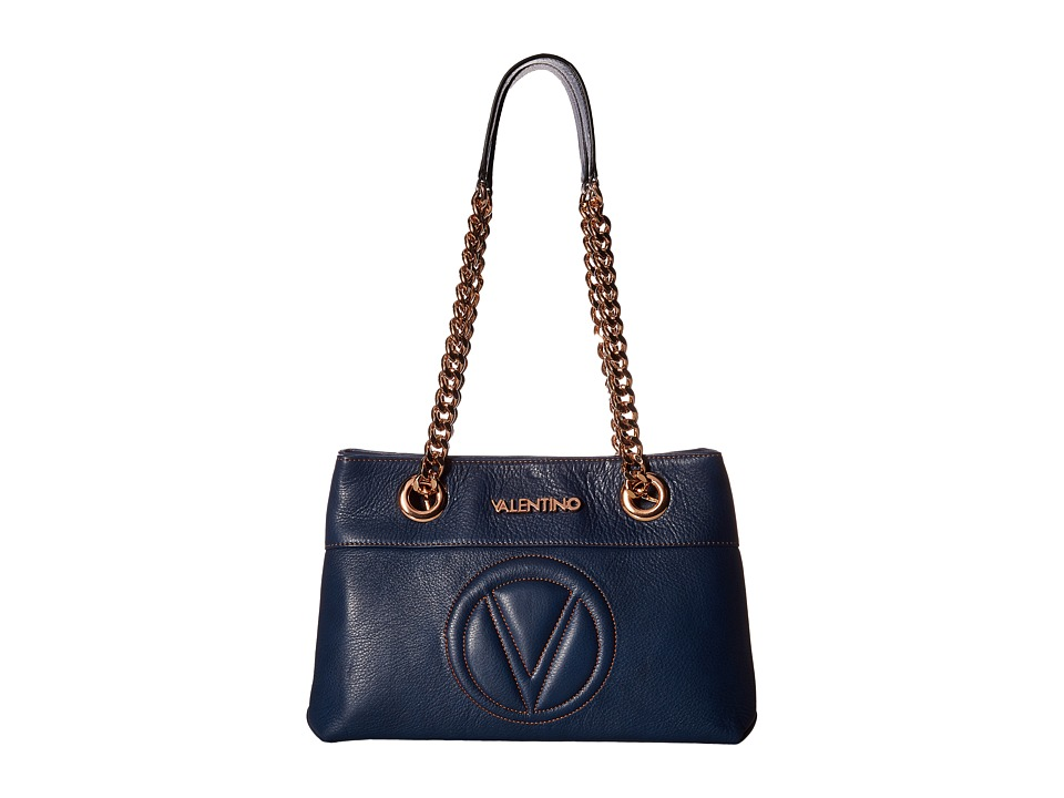 Valentino Bags by Mario Valentino - Kali (Blue Denim) Handbags
