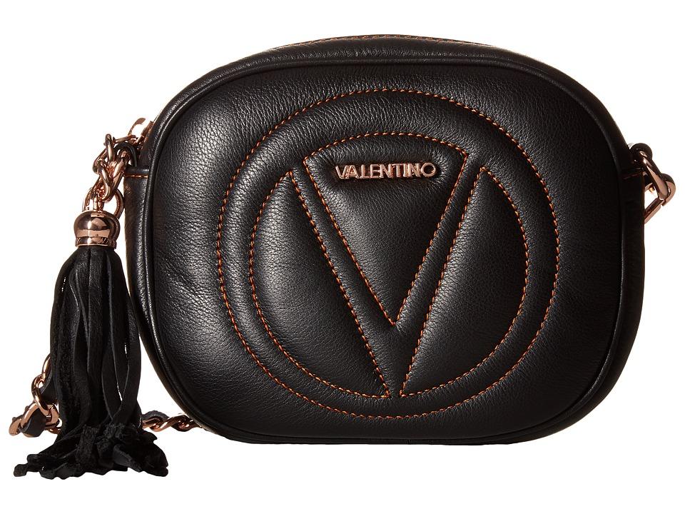Valentino Bags by Mario Valentino - Nina (Black) Handbags