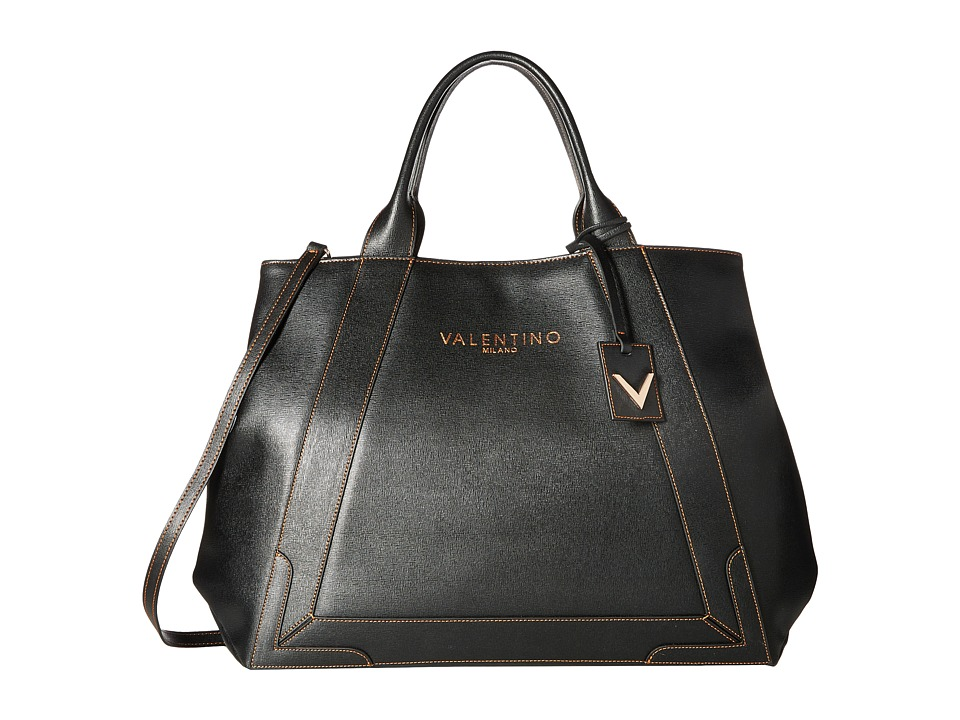 Valentino Bags by Mario Valentino - Adele (Black) Handbags