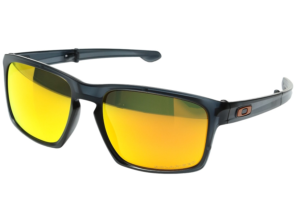 03b23565288a9 ... UPC 888392227775 product image for Oakley - Sliver F (Matte Olive Ink Fire  Iridium