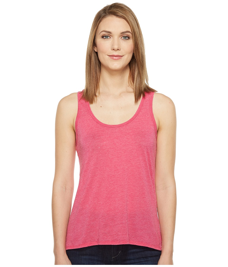 Rock and Roll Cowgirl - Knit Tank Top 49-1184 (Hot Pink) Women's Sleeveless