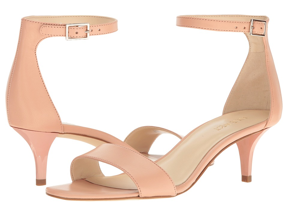 Nine West - Leisa (Light Pink Leather) Women's Shoes