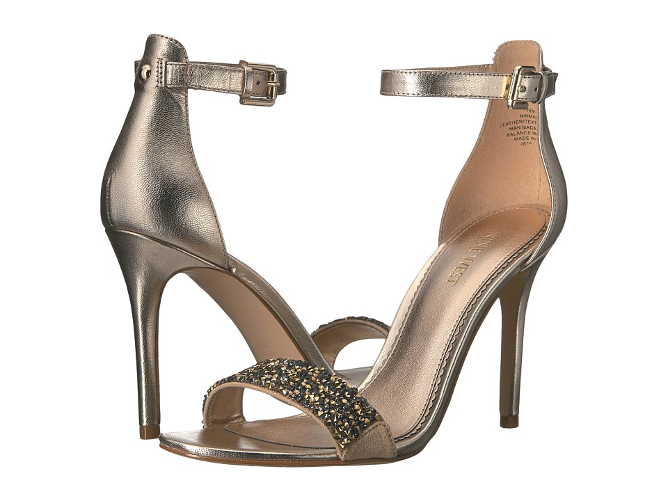 Nine West - Mana 11 (Light Gold Metallic) Women's Shoes