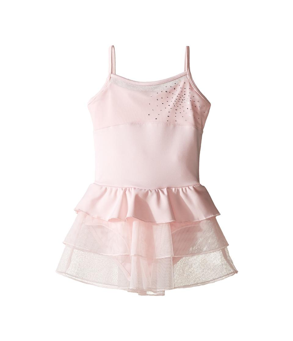 Bloch Kids - Starburst Dress (Toddler/Little Kids/Big Kids) (Candy Pink) Girl's Dress