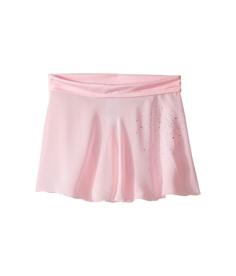 Bloch Kids - Starburst Skirt (Little Kids/Big Kids) (Candy Pink) Girl's Skirt