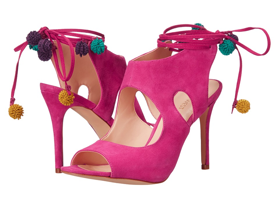 Nine West - Maya (Pink Suede) Women's Shoes
