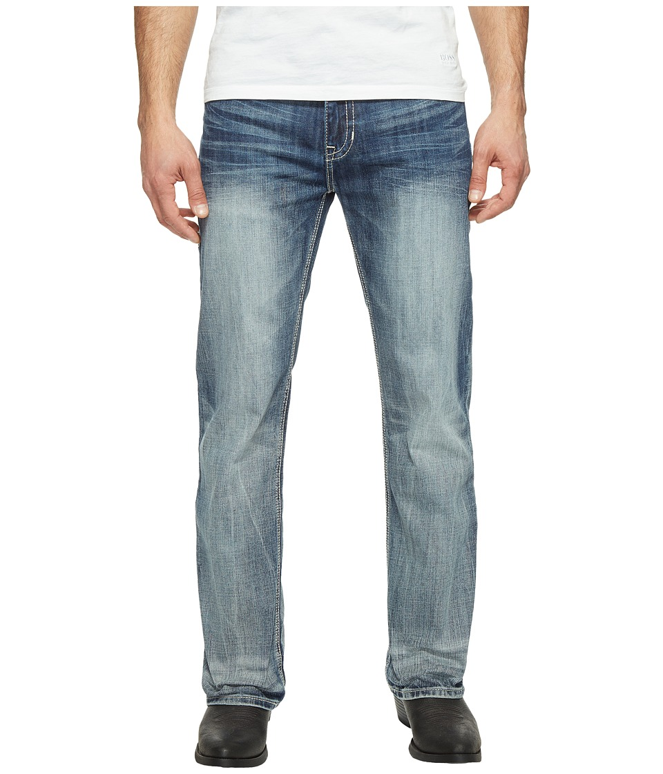 Rock and Roll Cowboy - Double Barrel in Medium Vintage M0D1437 (Medium Vintage) Men's Jeans