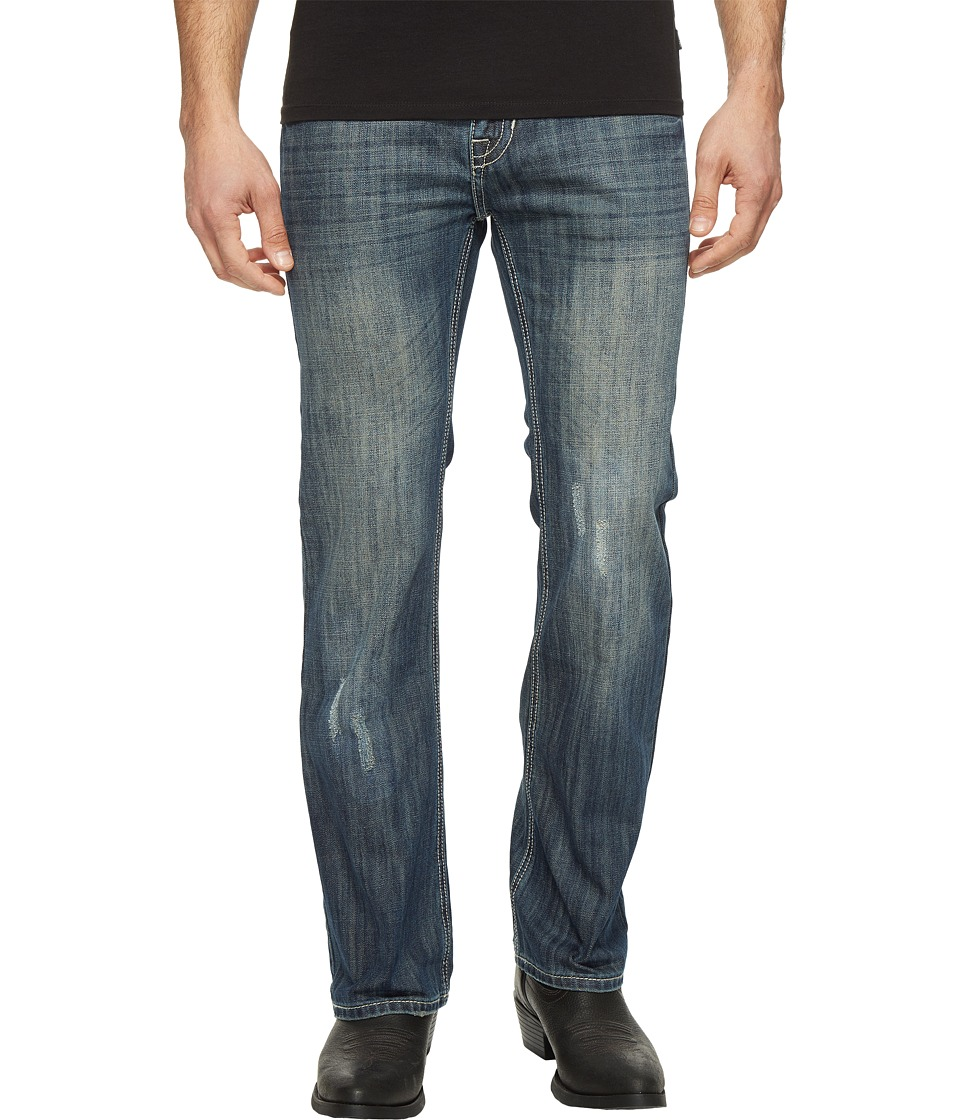 Rock and Roll Cowboy - Pistol Bootcut in Dark Vintage M0P1449 (Dark Vintage) Men's Jeans