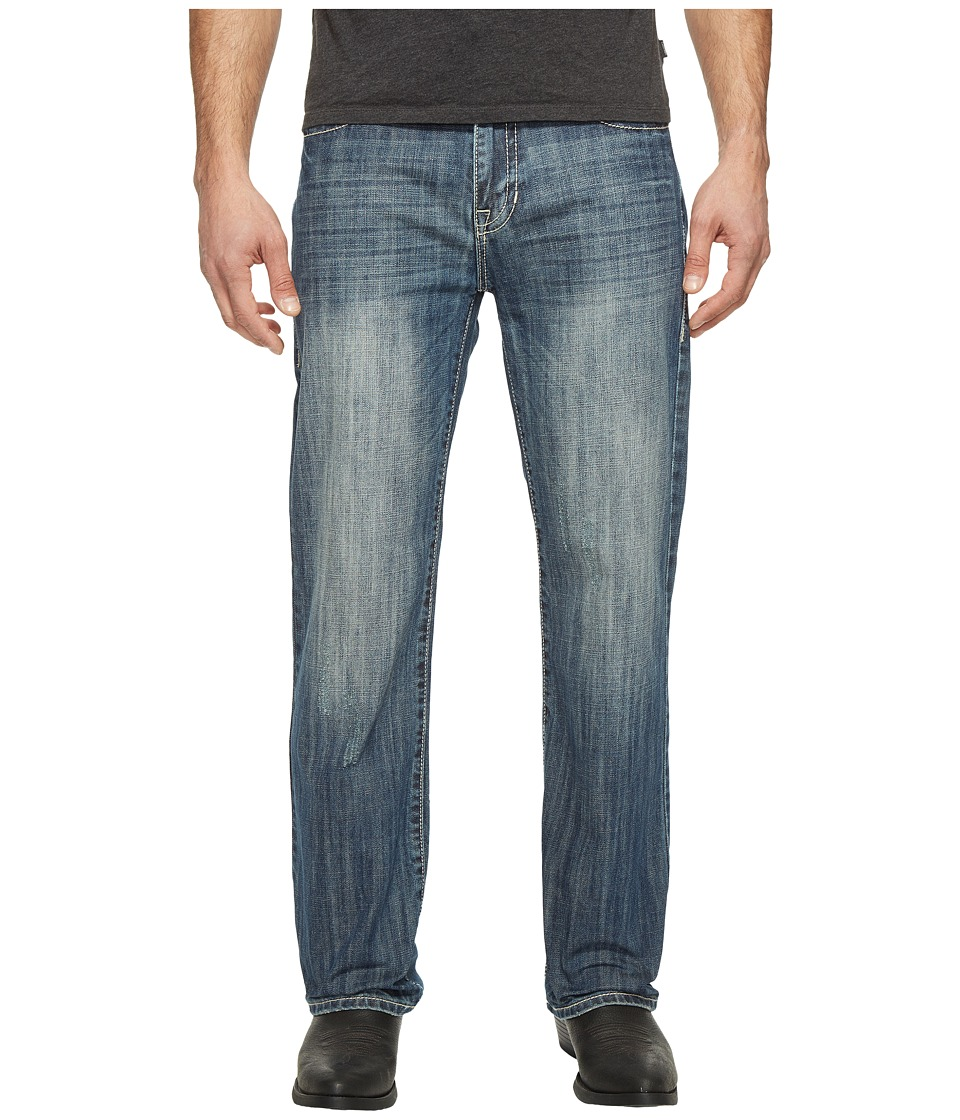 Rock and Roll Cowboy - Double Barrel in Medium Wash M0S1441 (Medium Wash) Men's Jeans