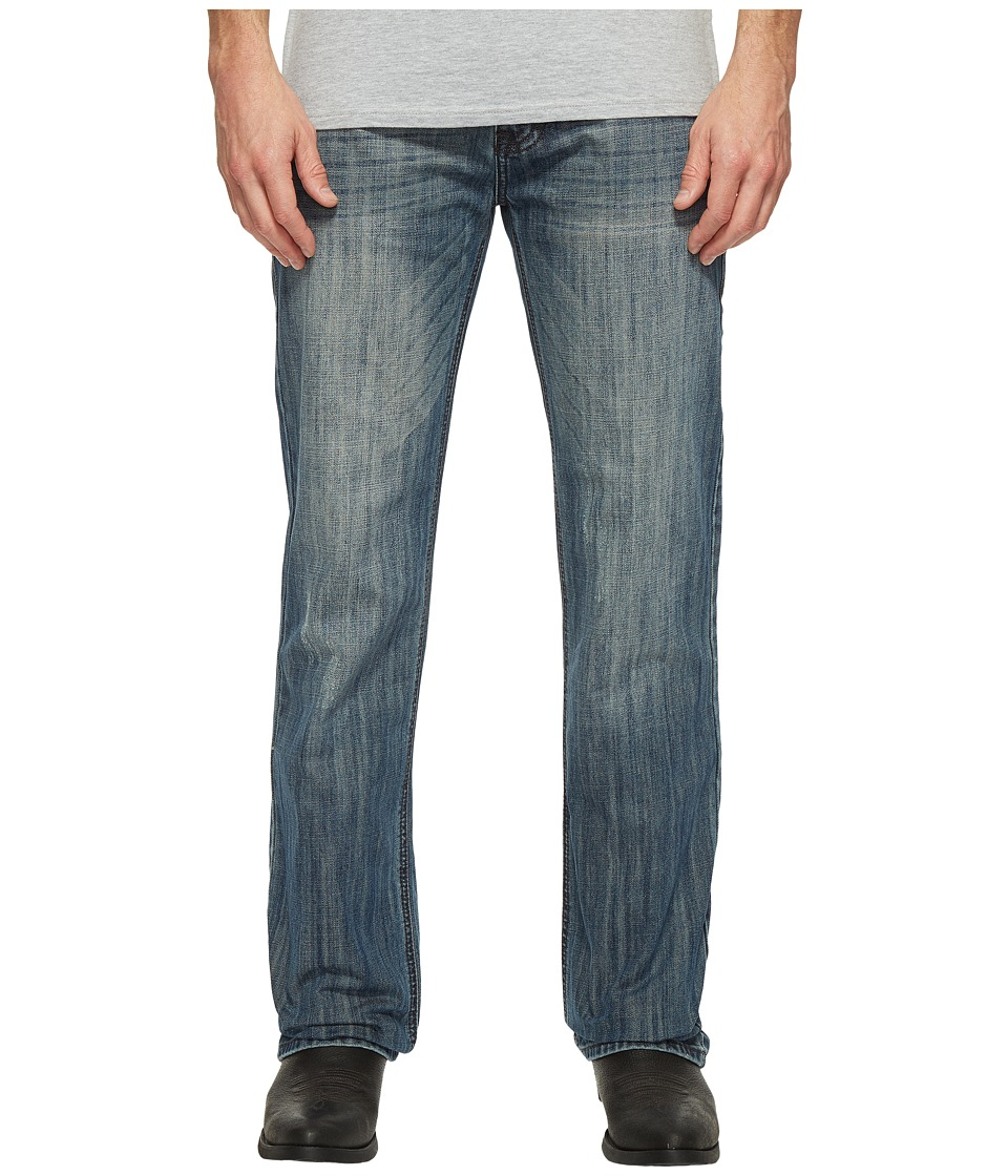 Rock and Roll Cowboy - Double Barrel in Medium Wash M0S1442 (Medium Wash) Men's Jeans
