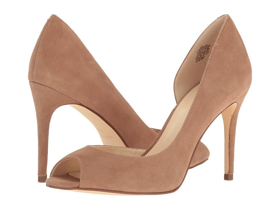 Nine West - Myron (Natural Suede) Women's Shoes