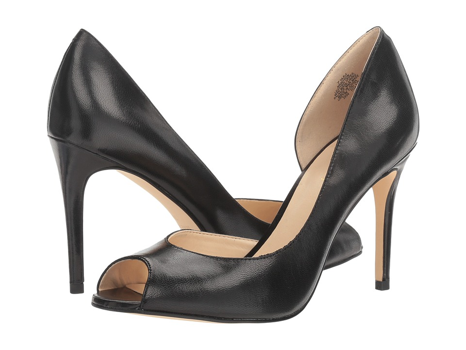 Nine West - Myron (Black Leather) Women's Shoes