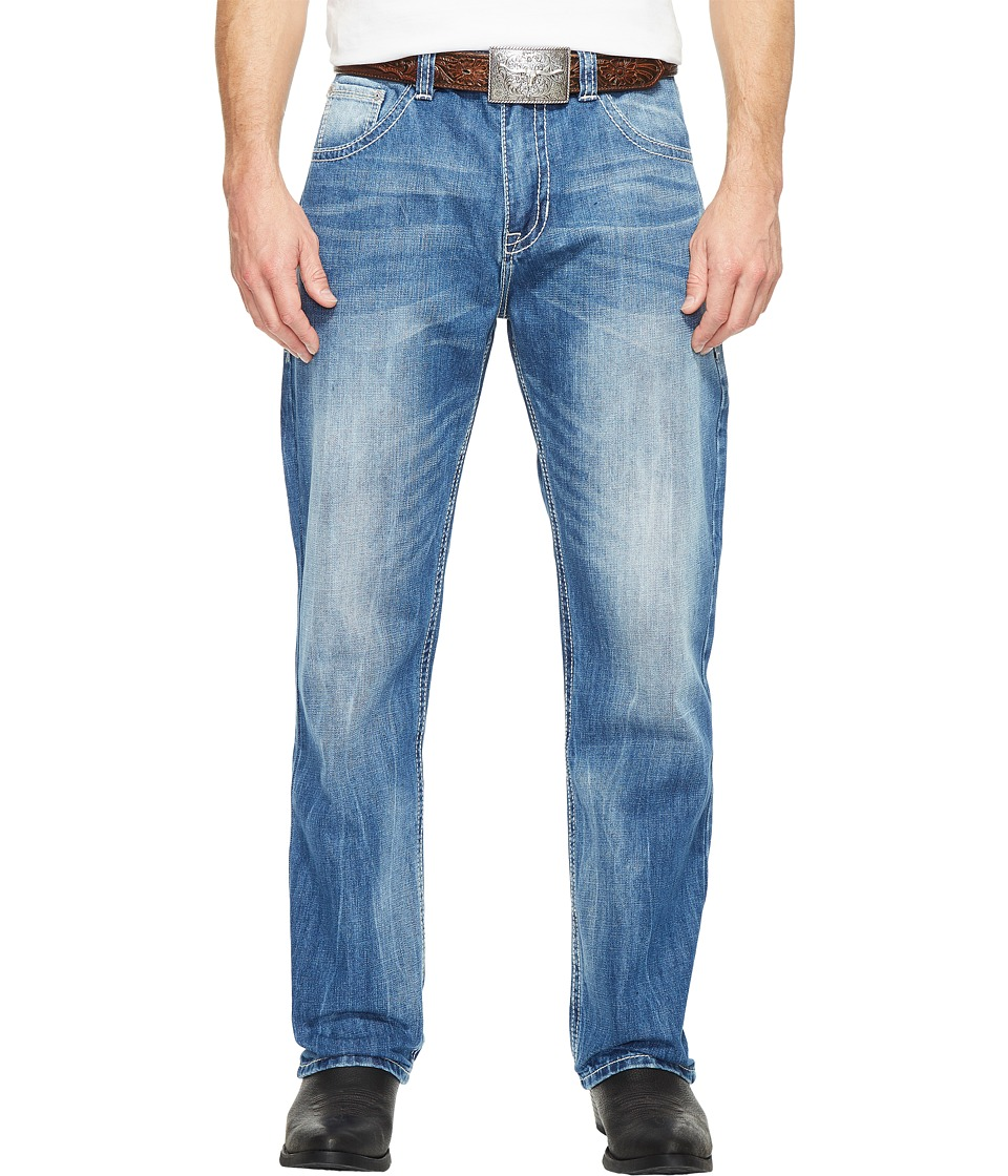 Rock and Roll Cowboy - Jeans in Light Vintage M0T1462 (Light Vintage) Men's Jeans