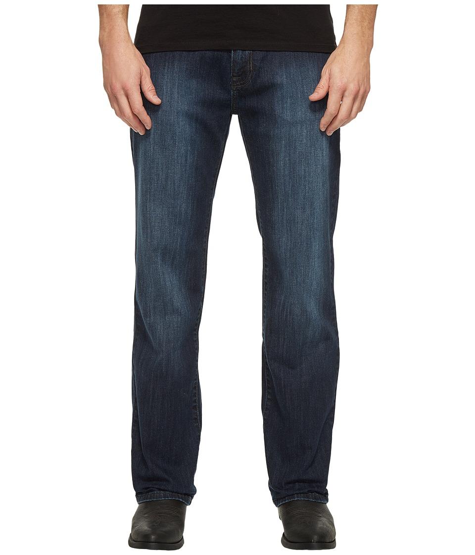 Rock and Roll Cowboy - Reflex Double Barrel in Dark Wash M0S1447 (Dark Wash) Men's Jeans