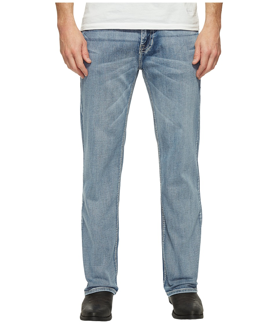 Rock and Roll Cowboy - Double Barrel in Light Wash M0S1446 (Light Wash) Men's Jeans