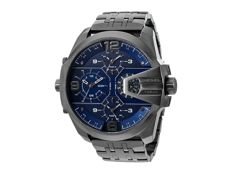 Diesel - Uber Chief - DZ7392 (Grey) Watches