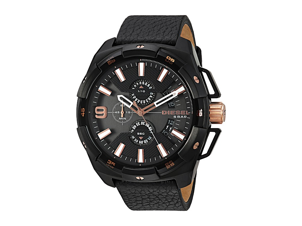Diesel - Heavy Weight - DZ4419 (Black) Watches