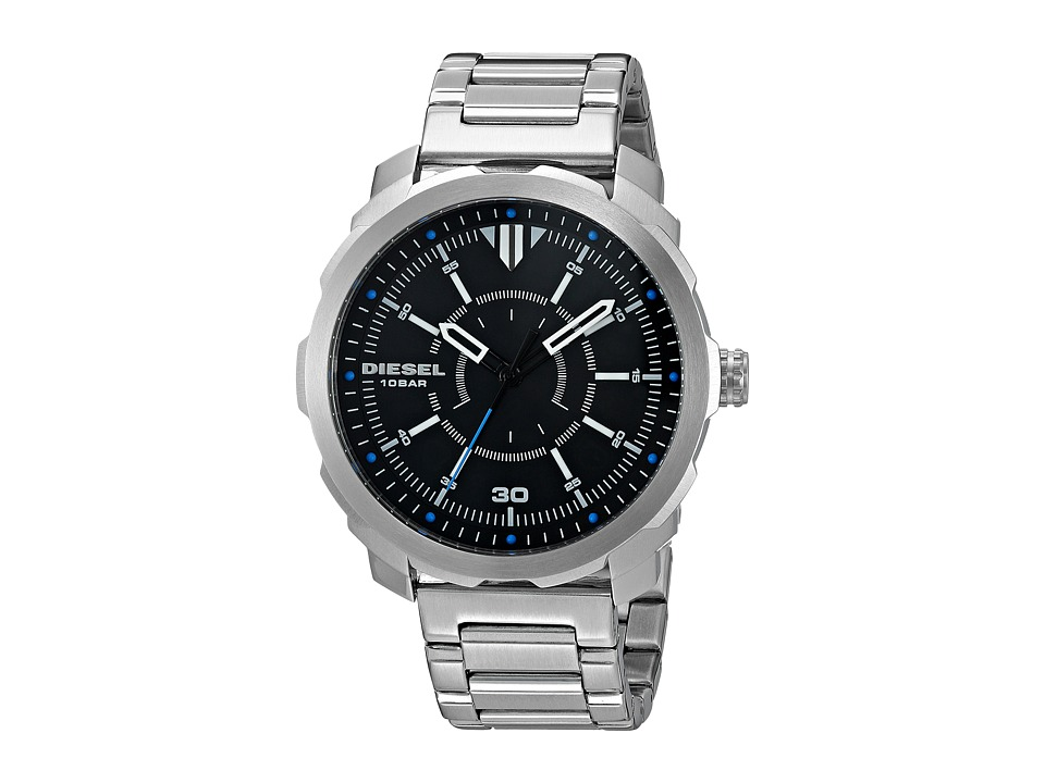 Diesel - Machinus - DZ1786 (Silver) Watches