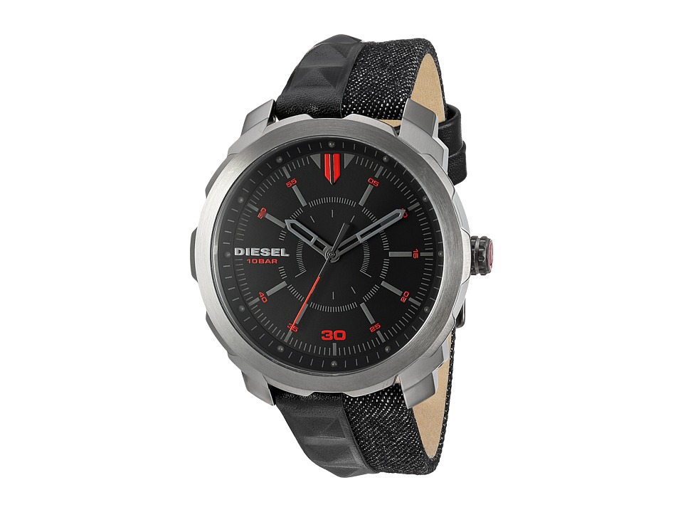 Diesel - Machinus - DZ1785 (Black) Watches