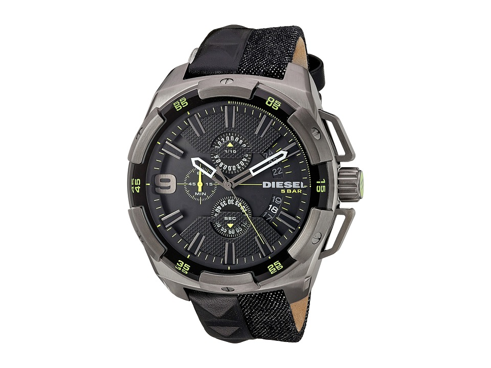 Diesel - Heavy Weight - DZ4420 (Black) Watches