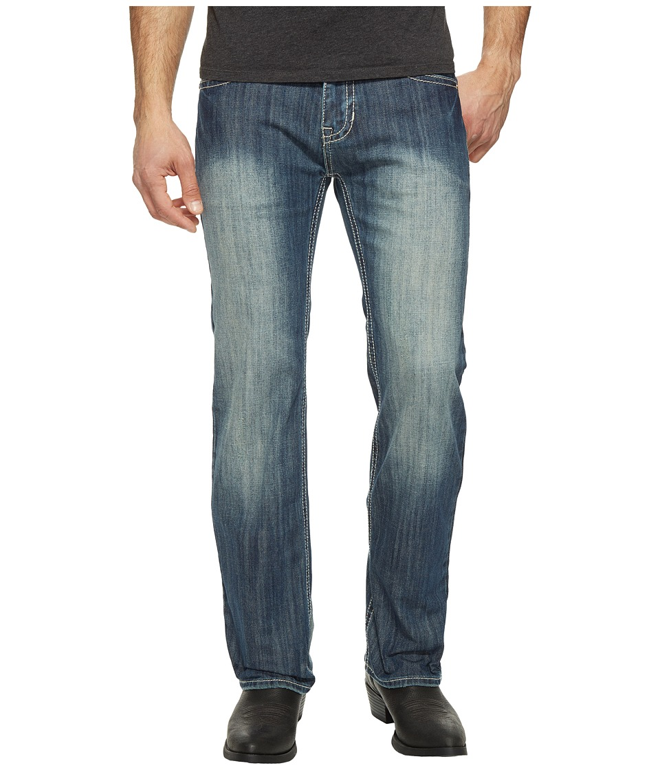 Rock and Roll Cowboy - Pistol Straight Leg in Dark Wash M1P1454 (Dark Wash) Men's Jeans