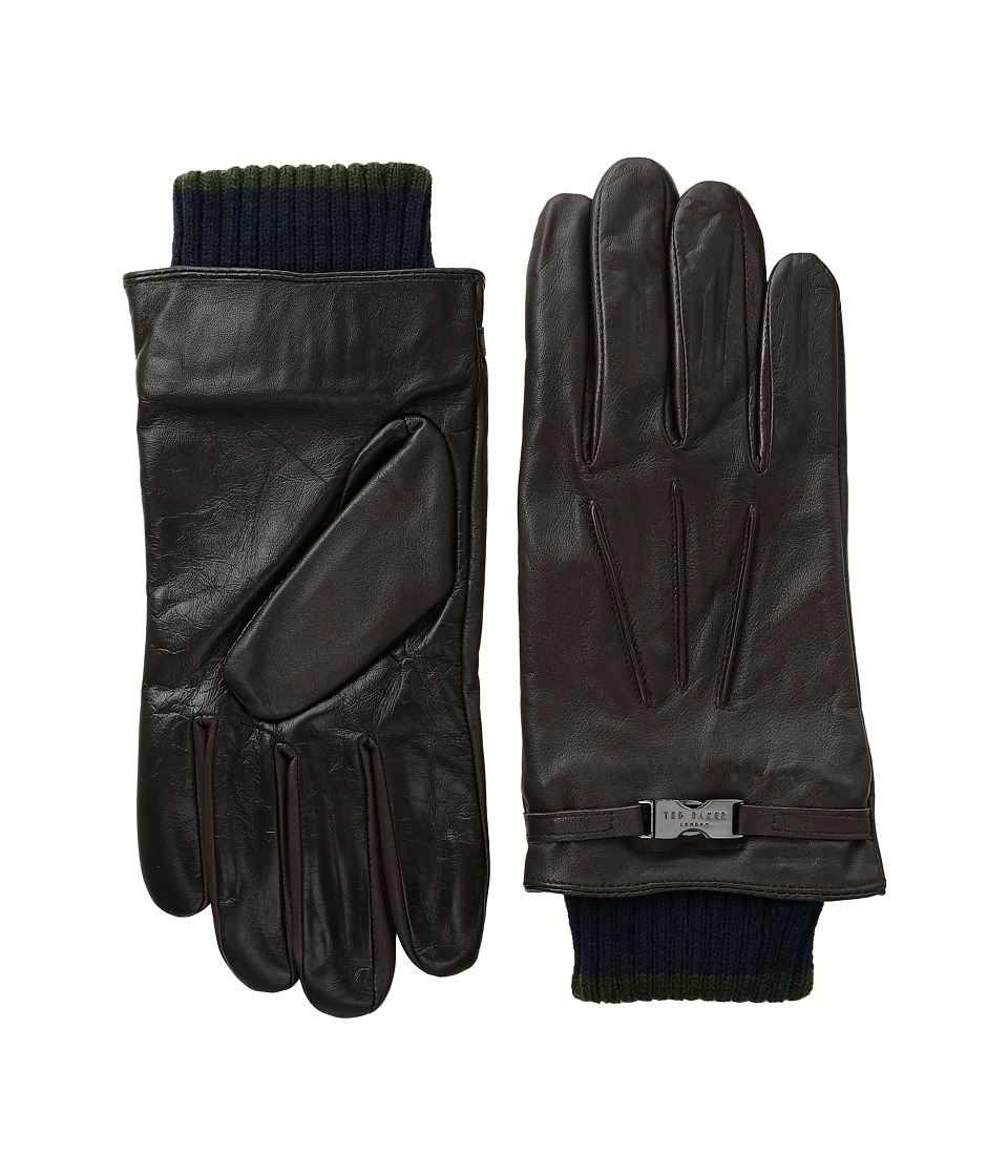 Ted Baker - Calypso (Chocolate) Dress Gloves