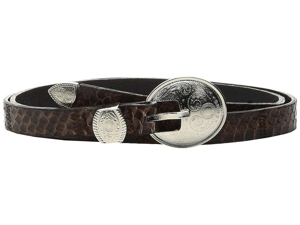 Rachel Comey - Primrose Belt (Brown Snake) Women's Belts