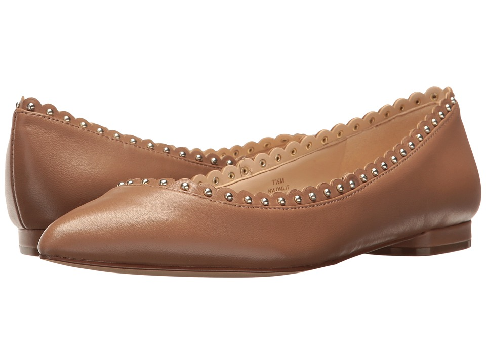 Nine West - Omlit (Natural Leather) Women's Shoes