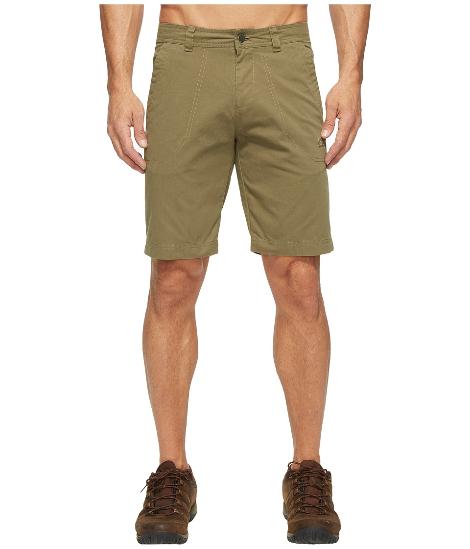 Jack Wolfskin - Drake Shorts (Burnt Olive) Men's Shorts
