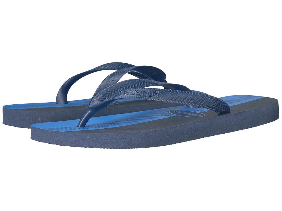 Havaianas - Top Conceitos Flip-Flops (Rose Gold/Black) Men's Sandals
