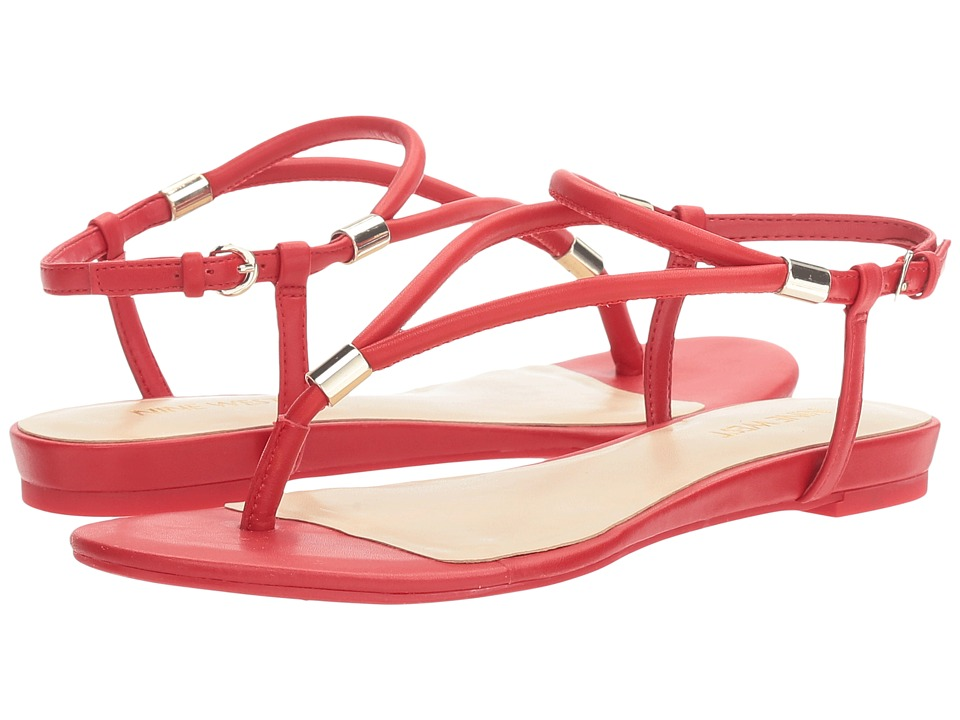 Nine West - Rivers 3 (Red Synthetic) Women's Shoes