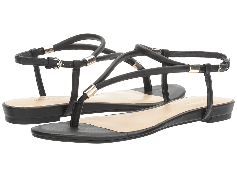 Nine West - Rivers 3 (Black Synthetic) Women's Shoes