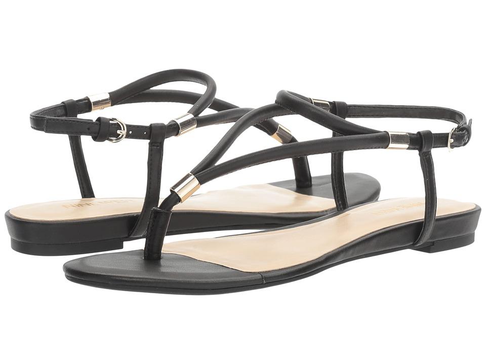 Nine West - Rivers 3 (Black Synthetic) Women's Shoes