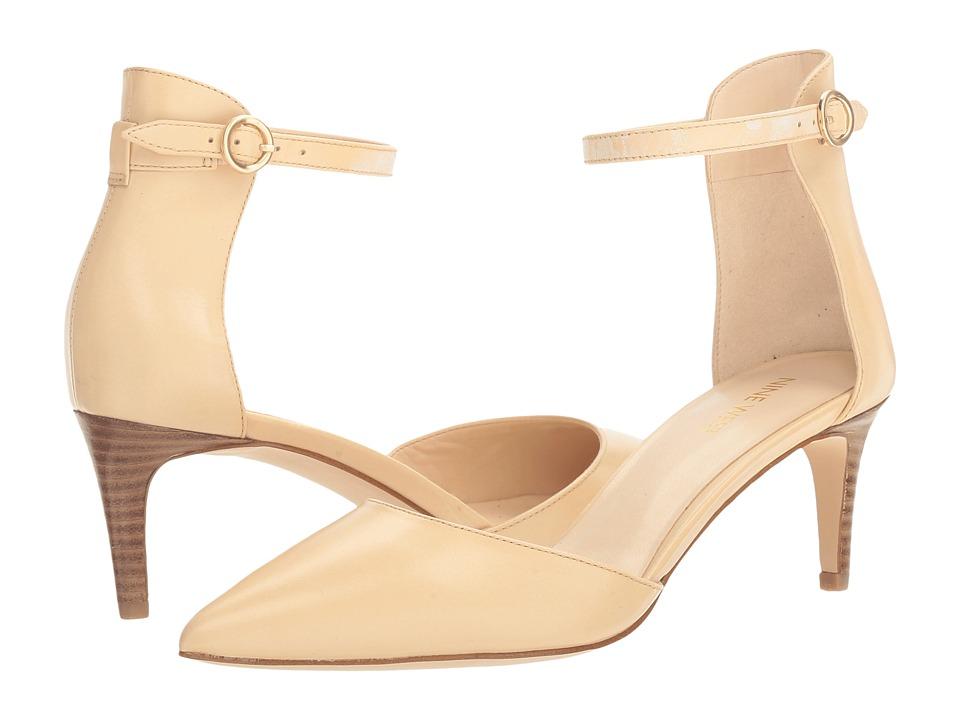 Nine West - Sharmila (Light Natural Leather) Women's Shoes