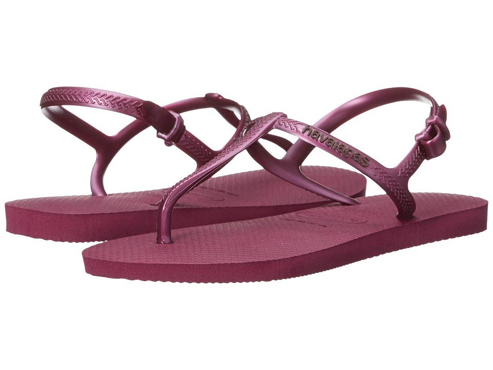 Havaianas - Freedom SL Flip-Flops (Acai) Women's Sandals