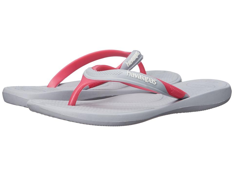 Havaianas - Atena Flip-Flops (Ice Grey) Women's Sandals