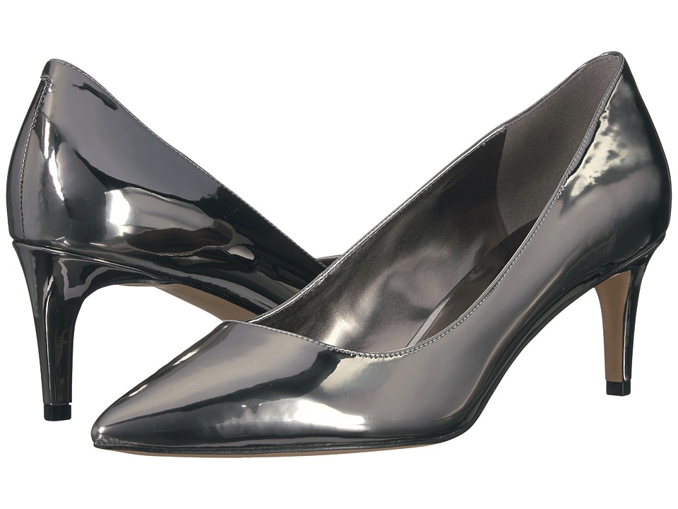 Nine West - Smith 3 (Pewter Patent) Women's Shoes