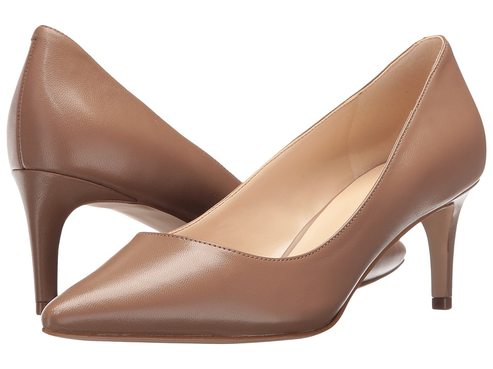 Nine West - Smith (Natural Leather) Women's Shoes