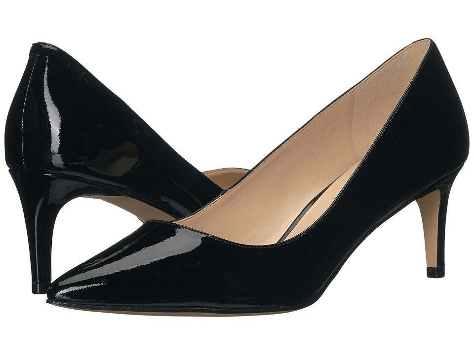 Nine West - Smith (Black Patent) Women's Shoes