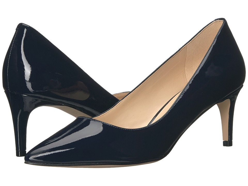 Nine West - Smith (Navy Patent) Women's Shoes
