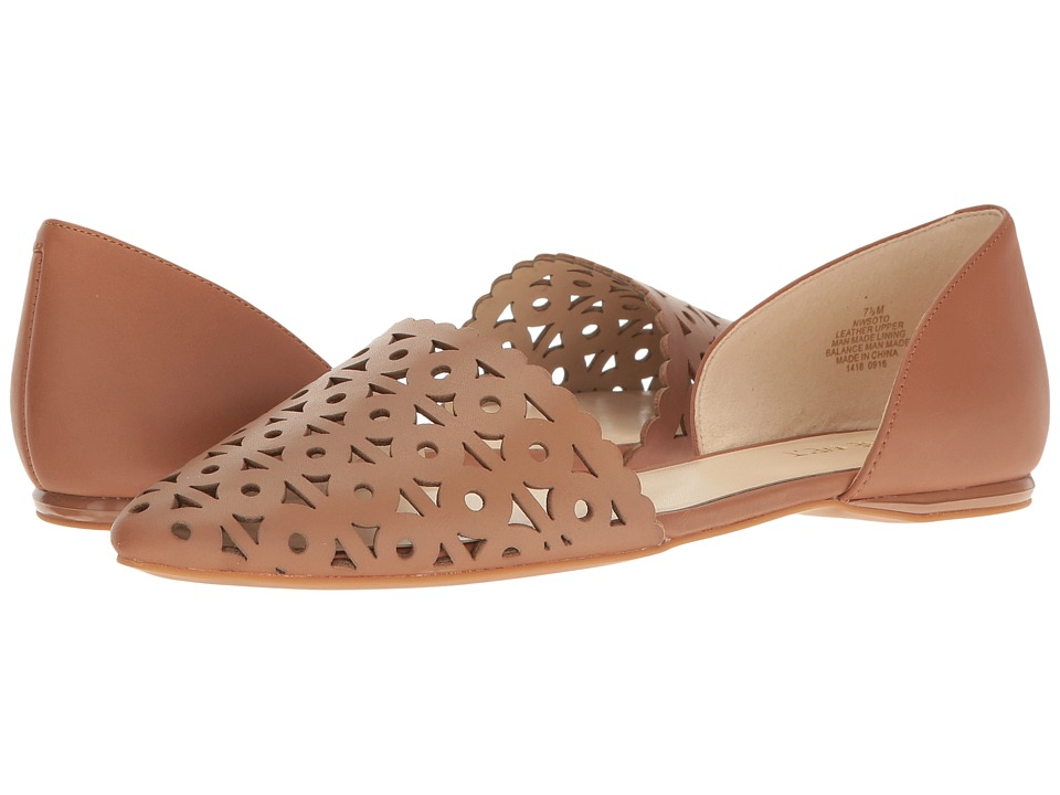Nine West - Soto (Dark Natural Leather) Women's Shoes