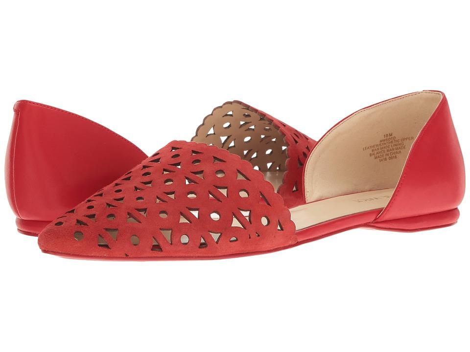 Nine West - Soto (Dark Red Suede) Women's Shoes