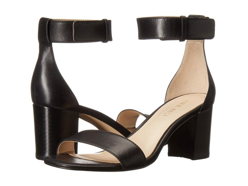 Nine West - Tala (Black Leather) Women's Shoes
