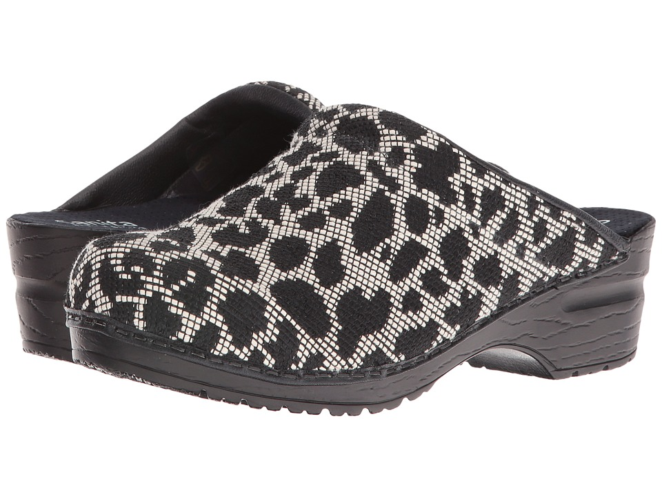 Sanita - Mesa Open (Black) Women's Shoes