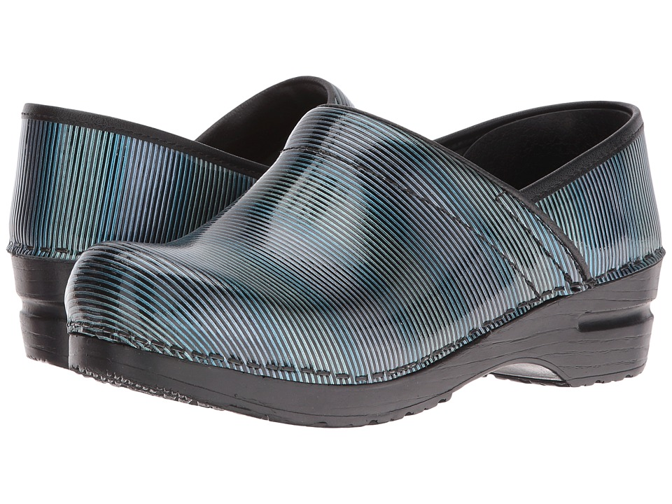 Sanita - Original Professional Harmony (Blue Multi) Women's Shoes